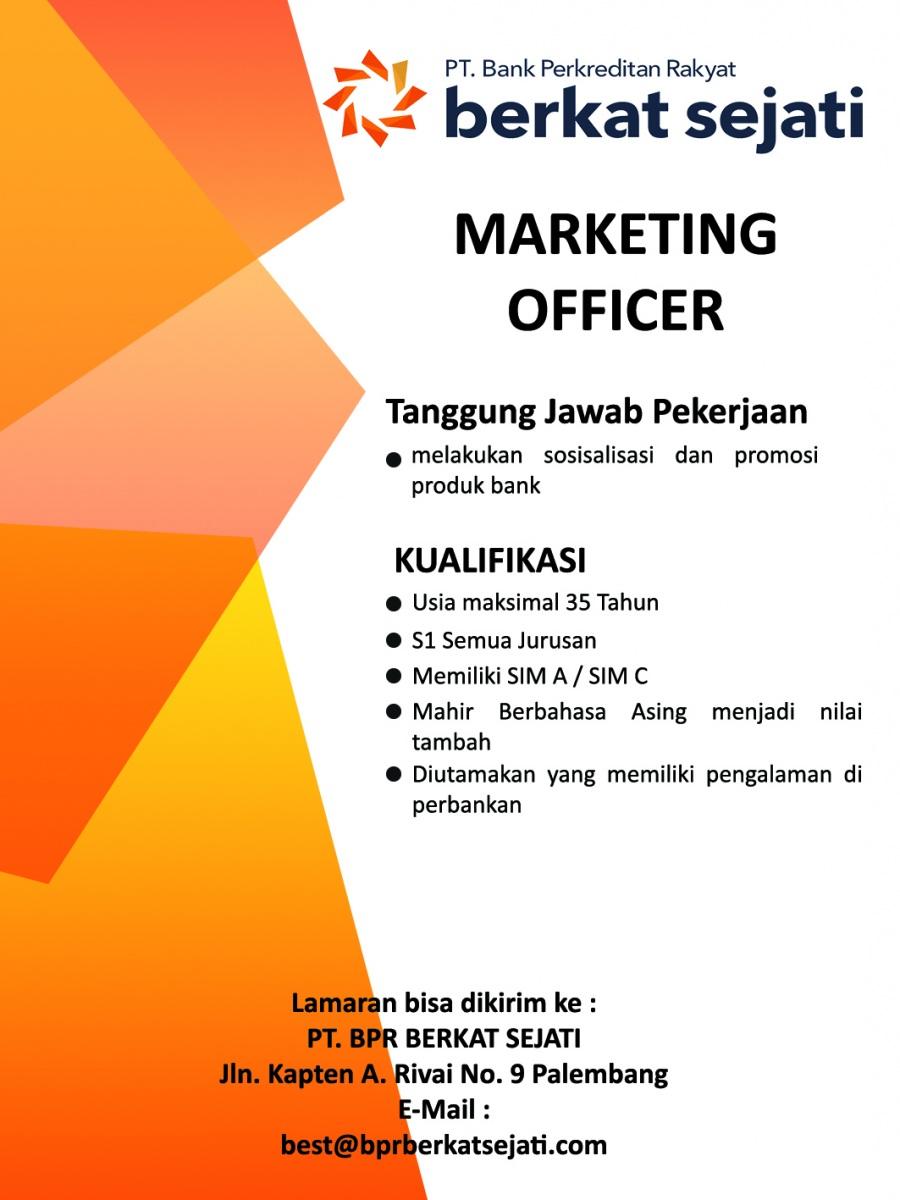 Marketing-Officer