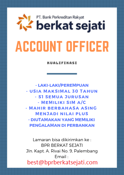 ACCOUNT-OFFICER
